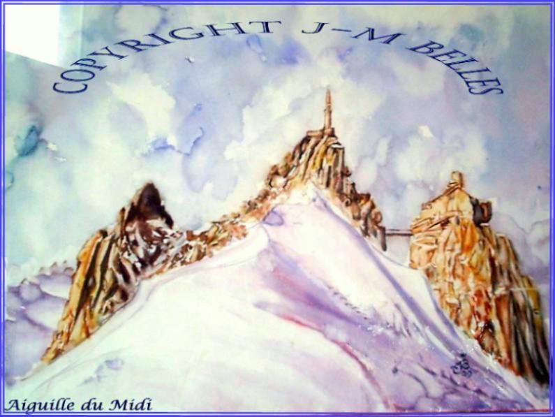 Aiguille Midi