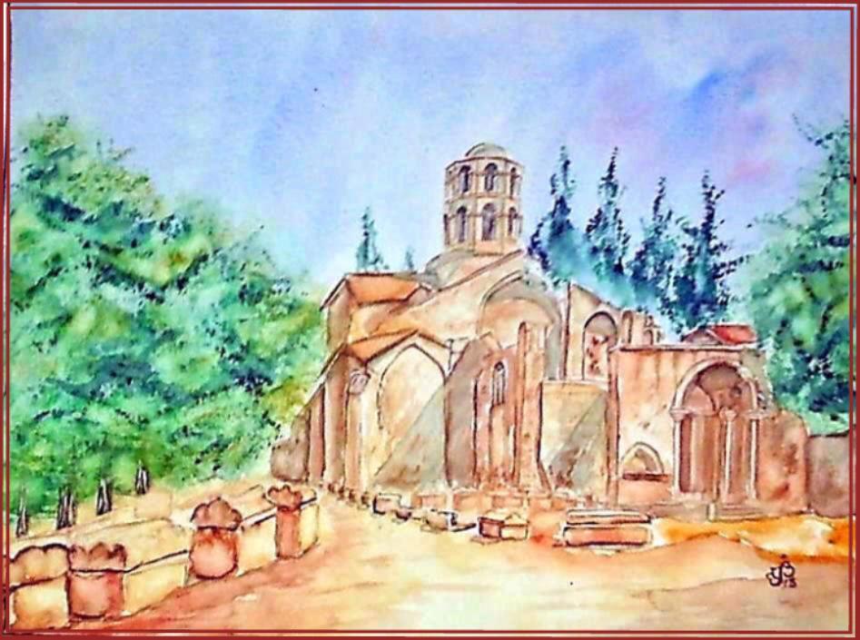 Arles st Honorat