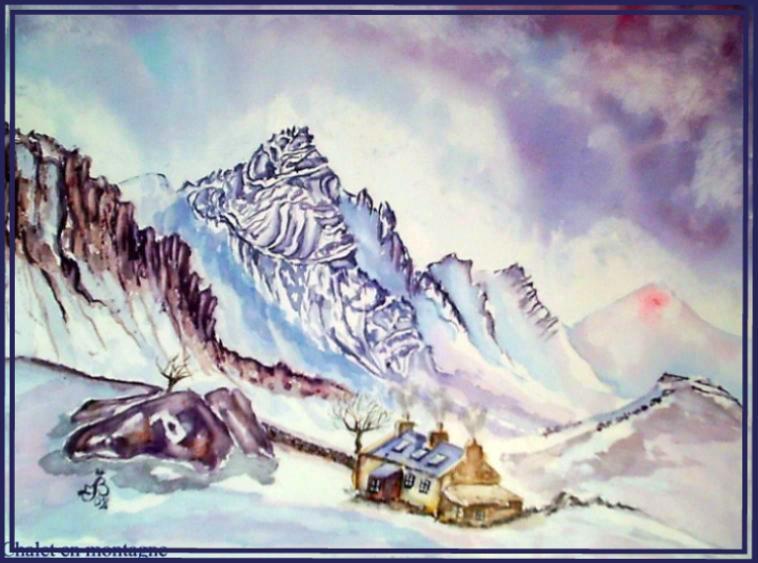 Chalet en montagne 5
