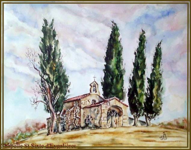 Chapelle Eygalières