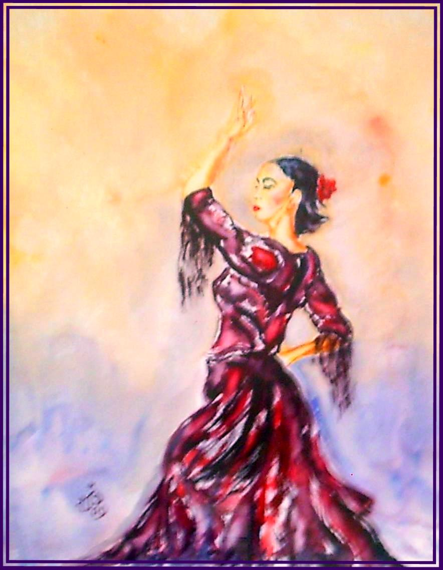 Gitane danse