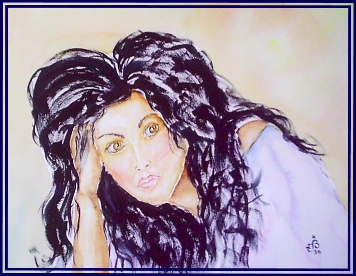 Portrait adjani 2