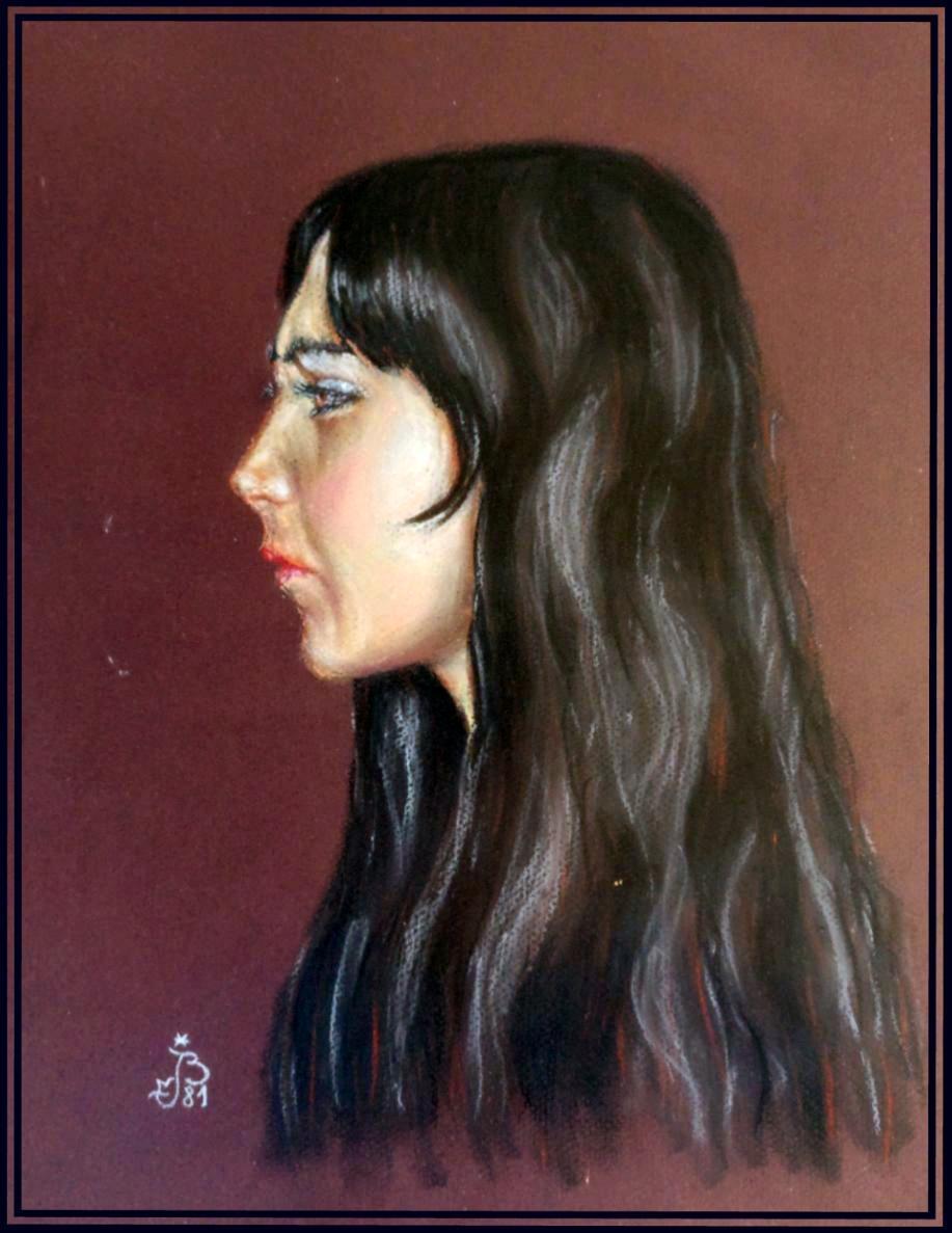 Portrait domi 3