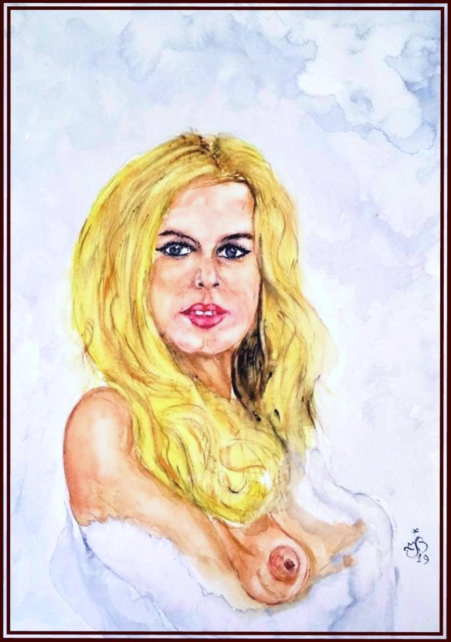 Portrait feminin 1