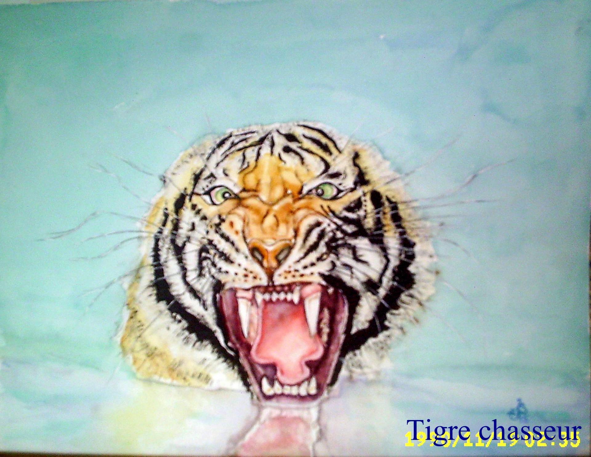 Tigre chasseur 4