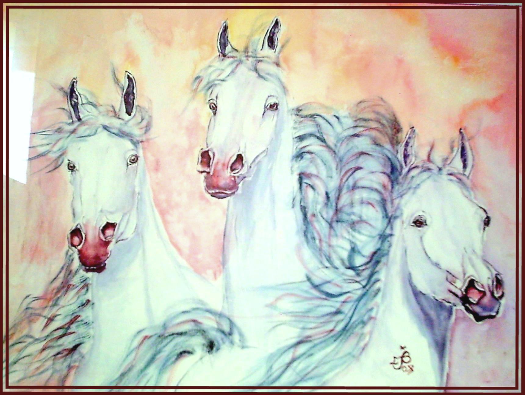 Trois arabes