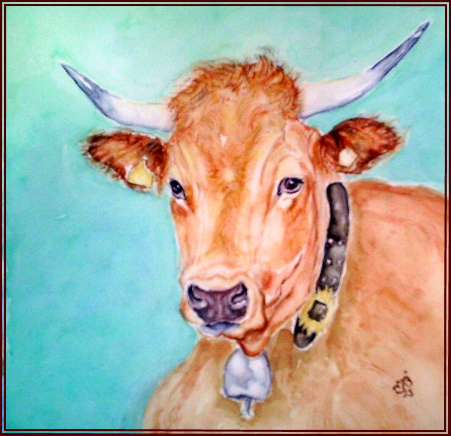 Vache tarentaise